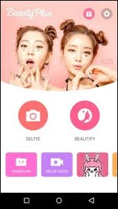 beautyplus easy photo editor selfie