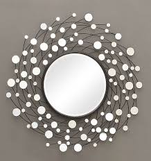 contemporary wall mirrors decor