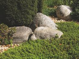 glacial boulders natural stone paving