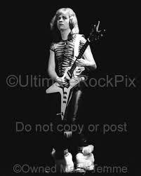 Photos of Guitarist Howard Leese of Heart in Concert in 1978 – Ultimate  Rock Pix