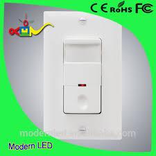 pir sensor day night light switch