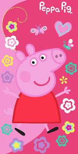 aesthetic peppa pig wallpaper