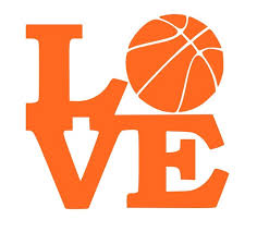 Love Basketball Vinyl Decal Sticker Laptop Window Car Truck Etsy