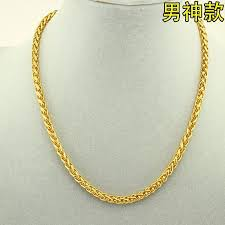 vietnam gold necklace men japan and