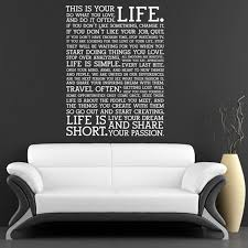 Removable Kids Room Home Decor Art Vinyl Quotes Wall Decal Inspirational Wall Stickers Buy Wall Stickers For Kids Room Quote Wall Sticker Wall Stickers Home Decor Product On Alibaba Com