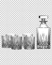 decanter royal doulton lead glass