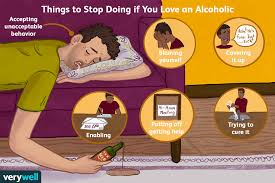 stop doing if you love an alcoholic