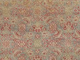 antique tabriz carpet handmade persian