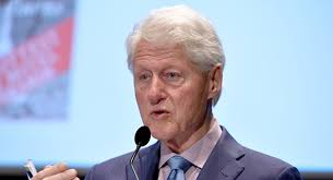 Bill Clinton defends his behavior amid #MeToo movement - POLITICO
