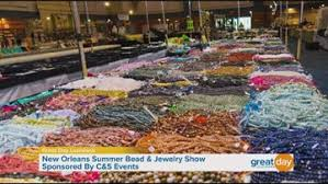 new orleans summer bead jewelry show