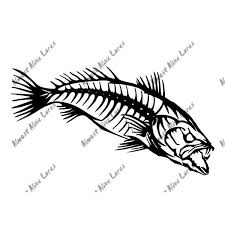 Speckled Trout Bone Fish Vinyl Bonefish Decal Sticker Car Truck Cooler Boat Cup Ebay