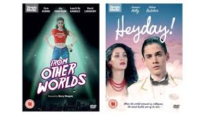 Win 2 fantastic fantasy feature films FROM OTHER WORLDS and HEYDAY ...