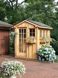 backyard sheds garden shed