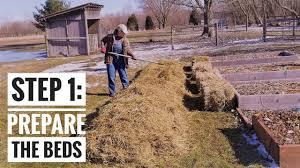 ruth stout deep mulch gardening