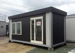 プレハブ、ユニットハウスの新品・中古販売サイト「あっとハウス」
