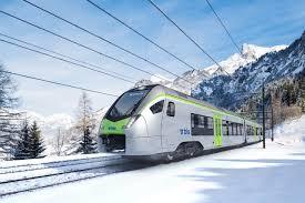 Stadler installs its ETCS on-board system on BLS new Flirt trains