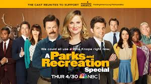 Parks and Recreation' making a return ...