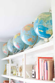 Travel Inspired Kids Rooms For Mini Globetrotters
