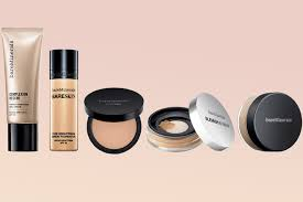 is bare minerals vegan or free
