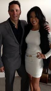 """Sharon Tay on Twitter: """"My dear friend Bob and me Headed to the Grammys!!  Yay! http://t.co/HZK3WOTf"""""""