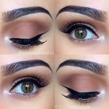 brown eyes eye make up eye tutorial