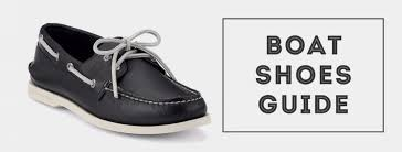 boat shoes history style how to wear