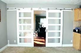 sliding pocket doors interior