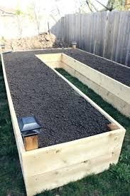 unique raised garden beds plans bed