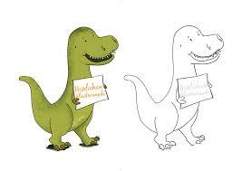 Eine sammlung mit kostenlosen druckvorlagen für alle anlässe ! Dinosaurier Geburtstag Kostenlose Downloads Ideen