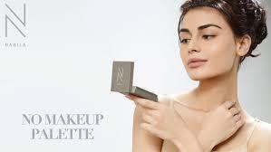 no makeup palette by la