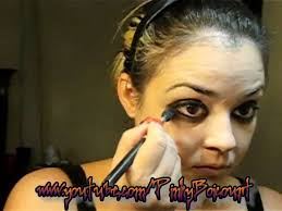 zombie bride makeup tutorial saubhaya