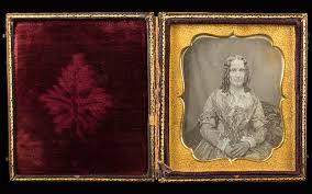 Abigail Baker Tilton Daguerreotype | Mary Baker Eddy Library