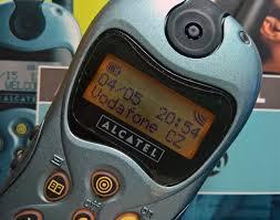 Alcatel OT Club DB - Retrofony