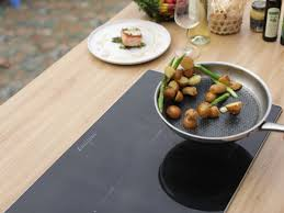 Bếp từ đôi Zemmer IZM 203 A (Nẹp Alu) - META.vn