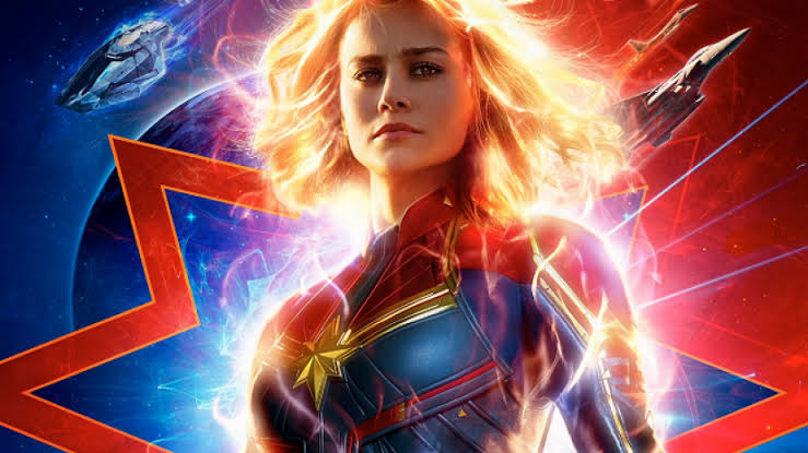 Captain Marvel was previously an Air Force pilot named Carol Danvers who was taken in by the Kree