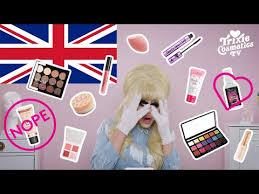 trixie makeup on a budget uk