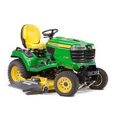 john deere x738 4wd garden tractor