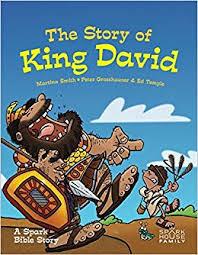 The Story of David: A Spark Bible Story (Spark Bible Stories) by Martina  Smith (2016-02-15): Martina Smith: Amazon.com: Books