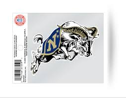 Navy Midshipmen Static Cling Decal Sticker New Free Shipping Naval Academy 94746889524 Ebay