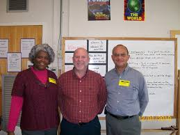 YourNews: Y-12 energy manager visits Vine Middle School