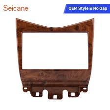 seicane 173 98mm car fitting kit wooden