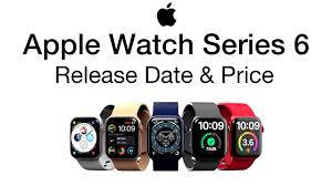 Apple Watch 6 Release Date and Price – Watch Series 6 Launch Date Change… -  YouTube