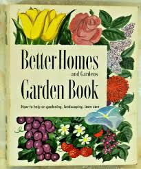new garden book better homes gardens