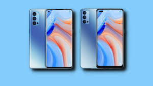OPPO Reno4 is like EYE-Shadow from back: Bold Design - Techigtv
