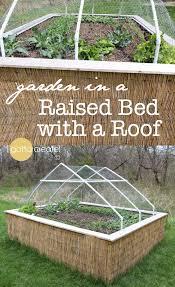 i gotta create raised garden bed with