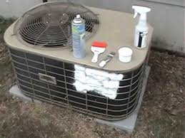 how to clean air conditioner coils 14