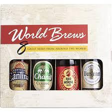world brews gift pack 8pkb 12 oz