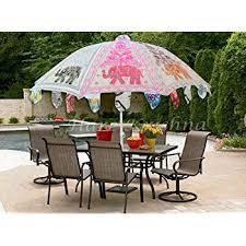 indian large garden parasol outdoor sun