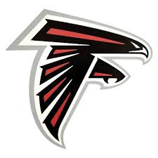 Nfl Atlanta Falcons Large Outdoor Logo Decal Target