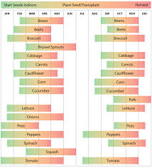 florida vegetable planting calendar